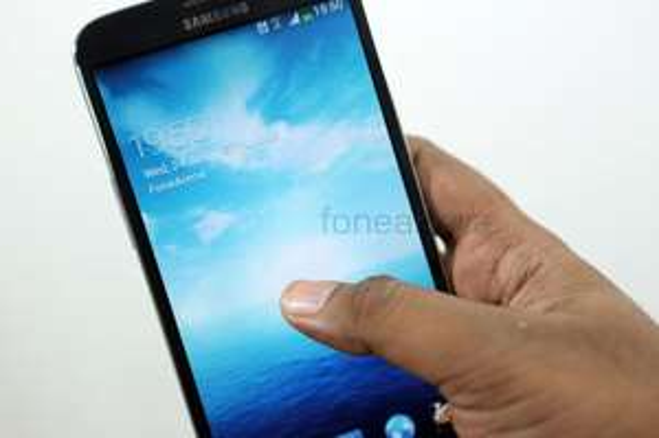 Samsung Galaxy Mega bei CW Mobile für 319 Euro und vorrätig