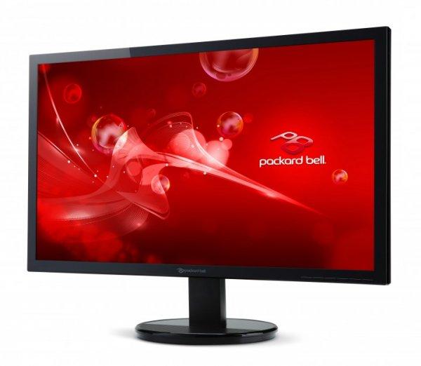 "Packard Bell Viseo243Dbd 24"" Full HD LED Monitor für nur 99,- €"