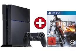 Media Markt online sofort lieferbar PS4 mit Battlefield 4