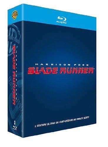 [Amazon.fr] Blade Runner - 30th Anniversary Collector's Edition  [Blu-ray]  inkl. Vsk für  26,81 €