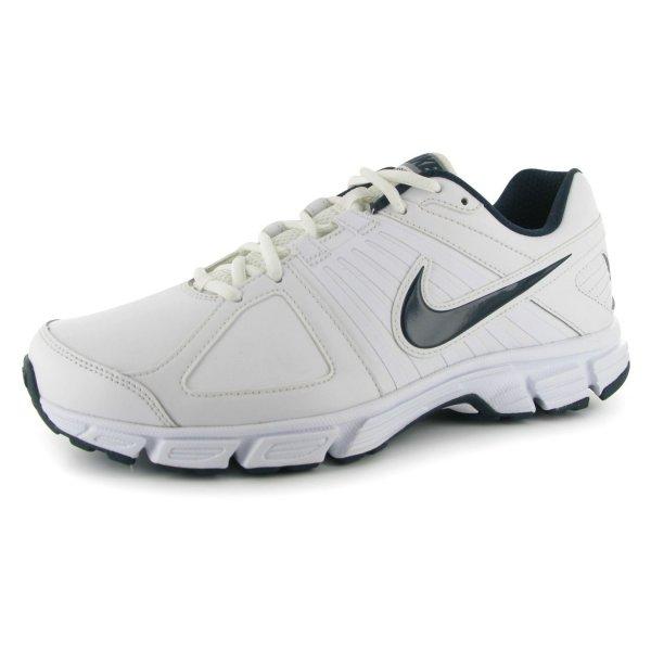 Nike Downshifter 5 Herren Leather Laufschuhe bei sportsdirect