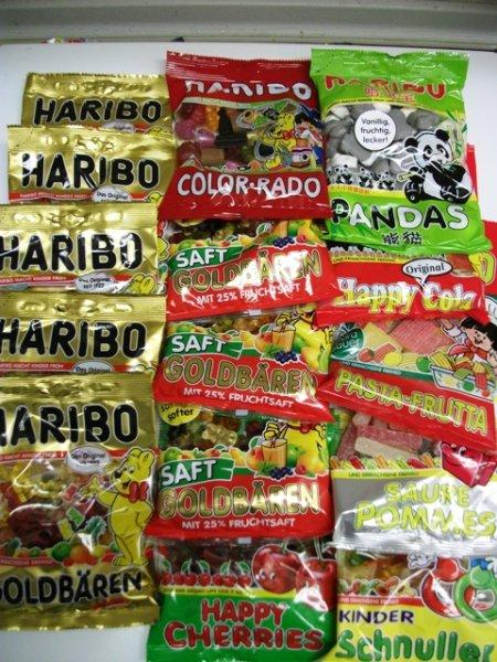 HARIBO 0,55 €  bei V-Markt