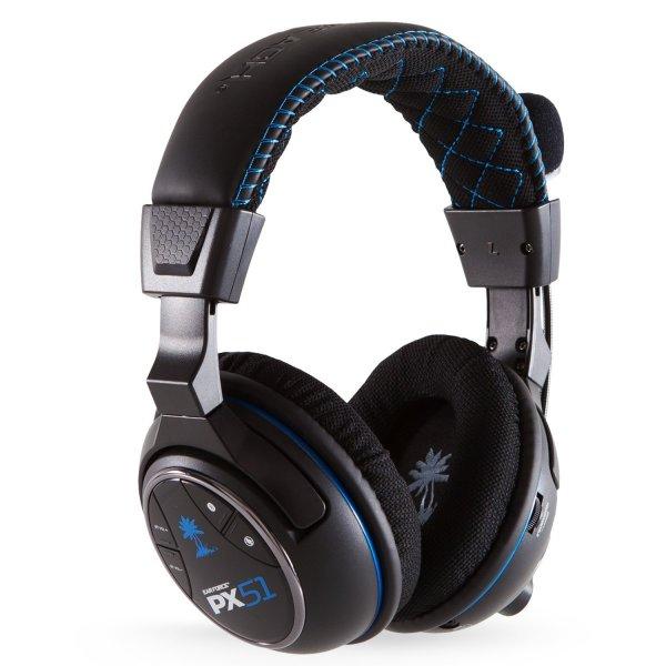 Turtle Beach Ear Force PX51 Wireless Headset 23% unter dem DE Bestpreis (PS4+PS3+Xbox 360)