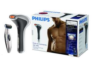 Philips TT3003/11 IPL Haarentfernungssystem Lumea for Men (inklusive Bodygroom) UVP499€