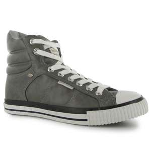 British Knights Atoll Mid Mens Skate Shoes bei Sportsdirect