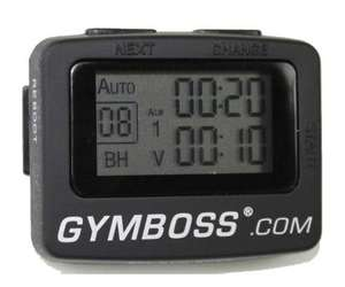 Gymboss Intervall Timer für 19,80€ inkl. Versand (25% Rabatt)
