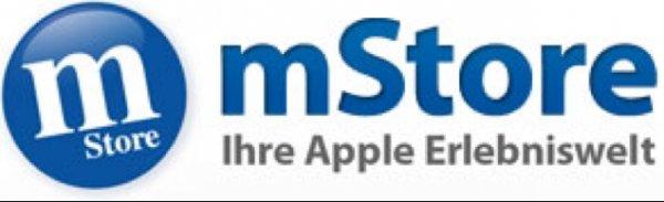 8% auf viele Apple Produkte und Zubehör bei mstore