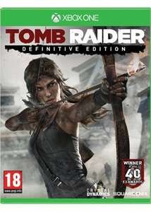 [base.com] Tomb Raider: The Definitive Edition (PS4 & Xbox One) für 42,69 € incl. Versand