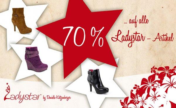 Daniela Katzenberger Ladystar Schuhe -70%: Schuhe ab 5,99€ inkl Versand möglich!