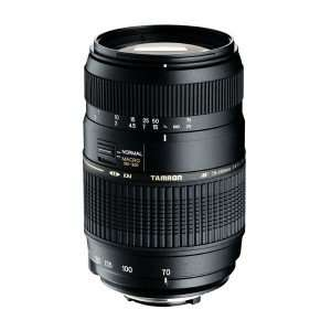 [Online] Tamron Objektiv AF 70-300mm 4.0-5.6 Di LD Makro 1:2 - Canon VGP 99€ - andere Mounts auch