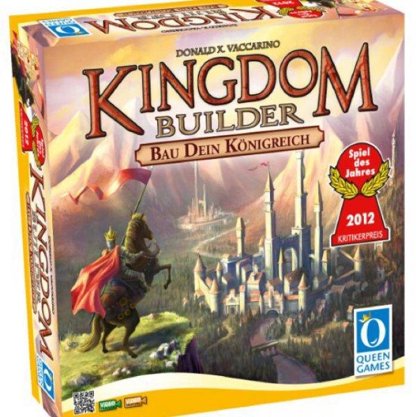 Kingdom Builder(Spiel des Jahres 2012) @Amazon.de
