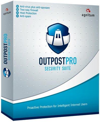 Outpost Security Suite 9 Pro 1 Jahr Kostenlos
