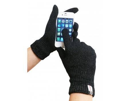 [MeinPaket] 2 Paar Agloves Touchscreen Smartphone Handschuhe Gr. S -  XL