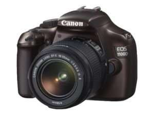 Canon EOS 1100D mit IS Kit-Objektiv Generalüberholt mit 1 Jahr Garantie für 244,99 Euro!