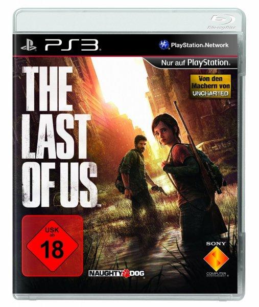 The Last of us PS3 Deutsche Version neu für 39,99 bei amazon.de + 5€ Versand für Ab 18-Artikel