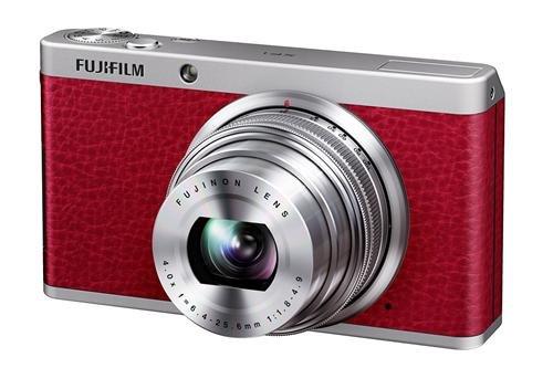 Fujifilm X-F1 Rot für 161€ @Amazon.co.uk