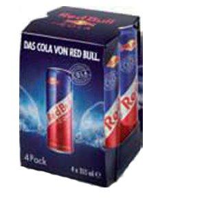 [LOKAL GÖTTINGEN] 4x355ml Red Bull Cola 2€ - Rewe Getränkemarkt