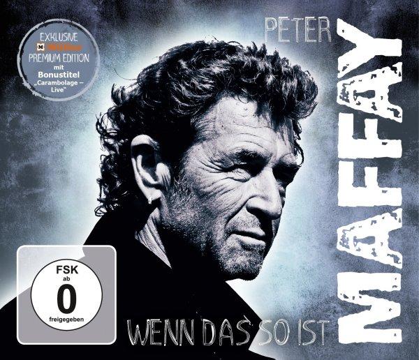 [Müller] Peter Maffay - Wenn das so ist Müller Exklusivedition (CD+DVD+BONUS TRACK)