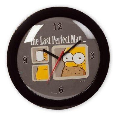 Simpsons Wanduhr Ø 28cm 4,99€  Amazon (Prime)