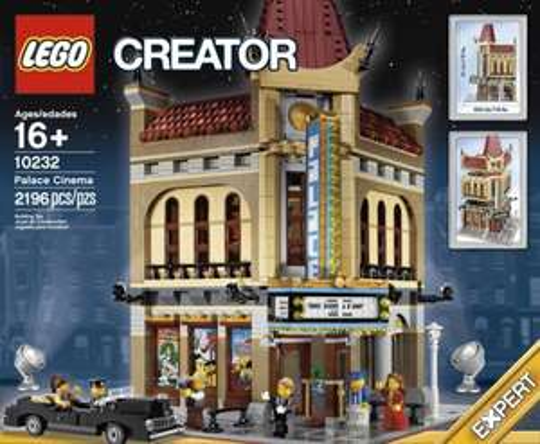 Lego Palace Cinema 10232 für 116,99€