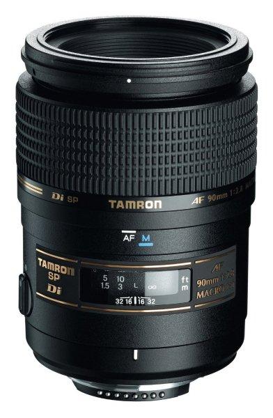 Tamron SP AF 90mm f2.8 Di Macro [Canon] für 268,66 € @Amazon.co.uk
