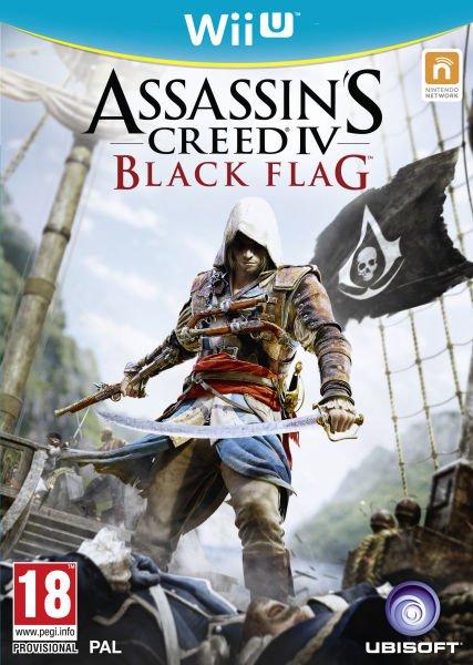 Assassin's Creed 4: Black Flag ( Wii U ) @Zavvi.com