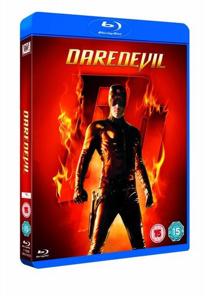 Blu-ray - Daredevil (Director's Cut) für €6,62 (15 Prozent Aktion auf alle Artikel) [@Wowhd.co.uk]