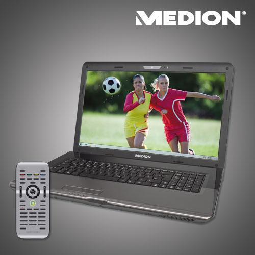 "MEDION® 43,9 cm/17,3"" Entertainment-Notebook bei ALDI-NORD"