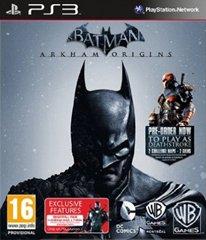 Batman Arkham Origins inkl. Deathstroke und Knightfall DLC (PS3) für 22,74 EUR inkl. VSK und deutscher Sprachausgabe
