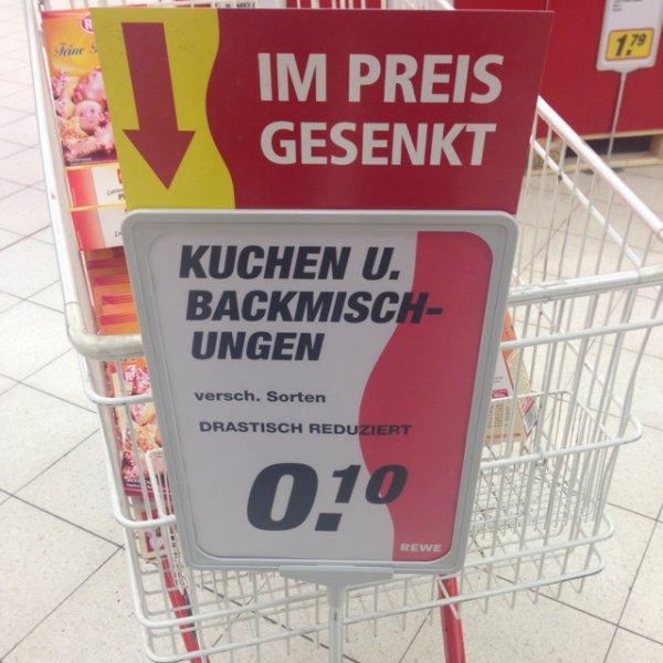 Lokal: Backmischungen @ Toom Chemnitz Neefepark
