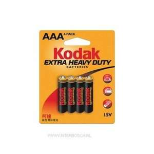 Kodak Extra Heavy Duty Batterien 20er Pack
