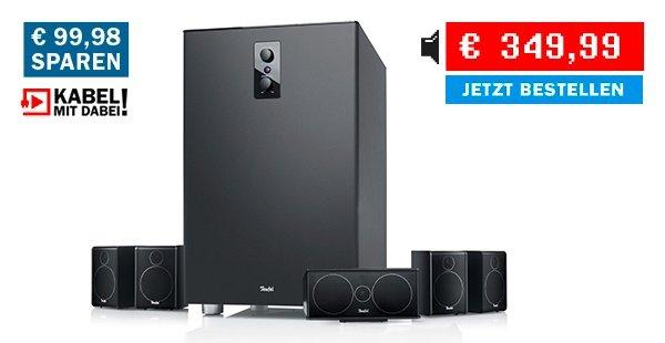 Teufel-Lautsprechersets mit bis zu 80 € Rabatt (Concept E 450, E 250, Consono 25 Mk3 ...)