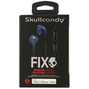 Skullcandy Fix Kopfhörer  mit Mikrofon,  schwarz oder blau für ~12€/Stk oder 3 Stk. für 25 € @sowaswillichauch