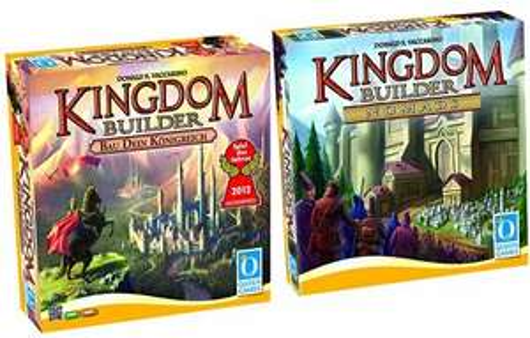Kingdom Builder + Erweiterung 1 Nomads für 15,23€ @amazon.de