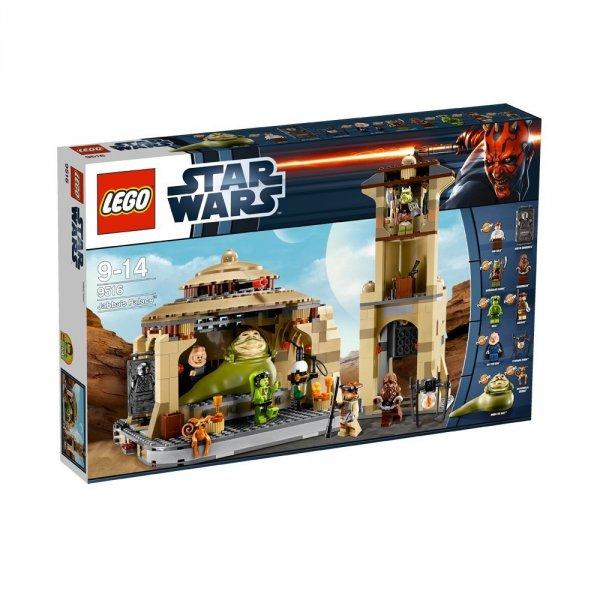 LEGO STAR WARS 9516 JABBAS PALAST [pixmania]