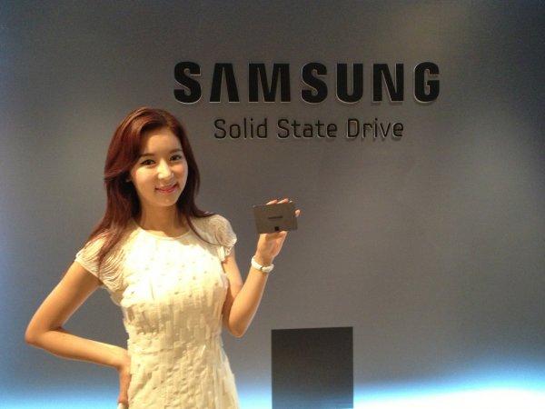 Samsung MZ-7TE120BW Serie 840 EVO Basic interne-SSD-Festplatte (6,4 cm (2,5 Zoll) (120GB, 256MB Cache, SATA III,) silber metallic EUR 77,90 @amazon