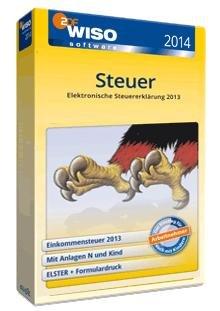 Wiso Steuer-Sparbuch 2014 für 19,99 € bei Thalia