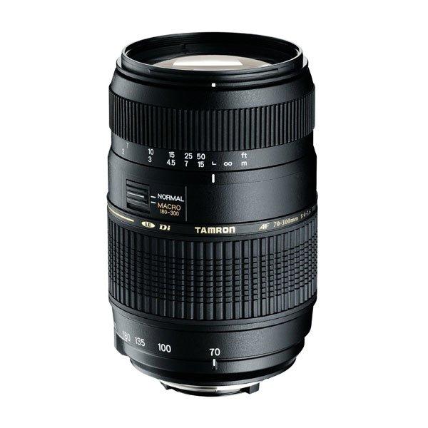 Tamron AF 70-300mm f4.0-5.6 Di LD Macro Telezoom-Objektiv (NIKON) - ab 86,50€