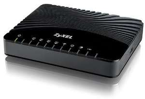 Fritzbox Alternative: ZyXEL VMG1312-B30A VDSL2 Gateway inkl. WLAN 11n und USB