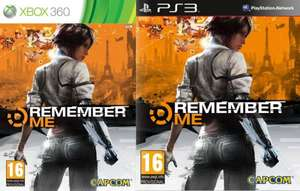 XBox360/PS3 - Remember me für €15,75 [@Zavvi.com]