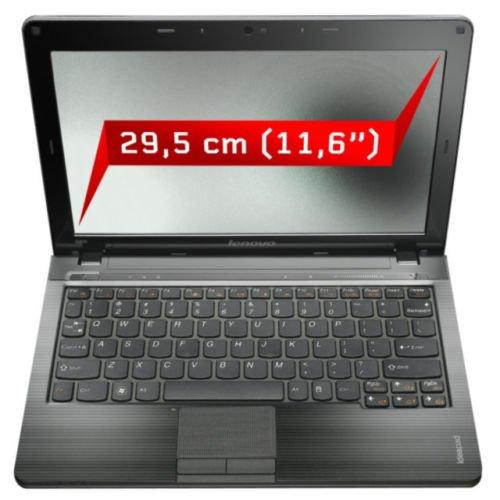 "Lenovo IdeaPad M63DPUK S205 Notebook 29,5 cm/11,6"" 4 GB 320 GB Windows 7 HDMI 269,99"