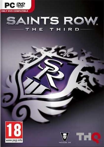 Saints Row: The Third PEGI @Libro.at für 2,99€ keine VSK am 19.01