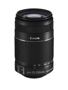 Canon EF-S 55-250mm f/4-5.6 IS II @ Amazon