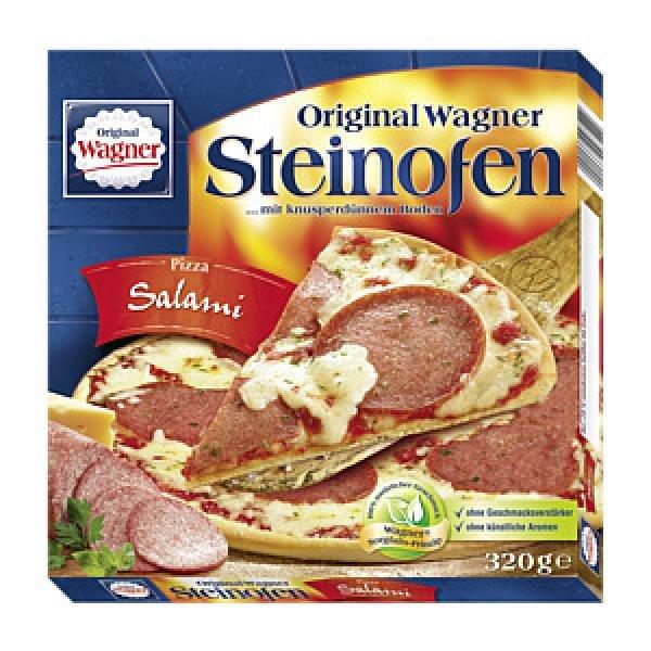 Wagner Steinofen-Pizza für 1,66 € @ Globus