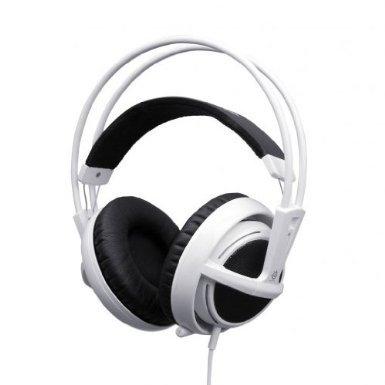 SteelSeries Siberia v2 Full-size Headset (schwarz oder weiß) 49,90€ @ ZackZack