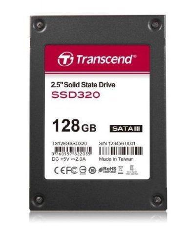 Amazon Blitzangebot: 128GB SSD Transcend SSD320 für 79,99 EUR
