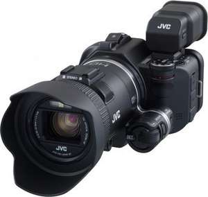 JVC GC-PX100 HD-High-Speed-Camcorder für 499,99€ @ Null.de