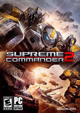 Supreme Commander 2 bei Amazon.fr für 3,75€ ( STEAM Key )