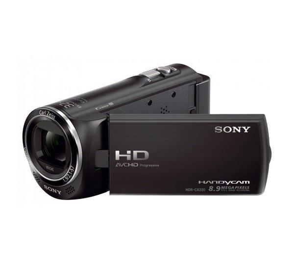 SONY Camcorder Handycam HDR-CX220E für 154,23€ inkl. Versand
