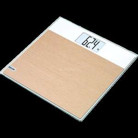 """Beurer Design-Glaswaage """"MaterialLine GS 21 Mauritius"""" für 16,94€ @ZackZack"""